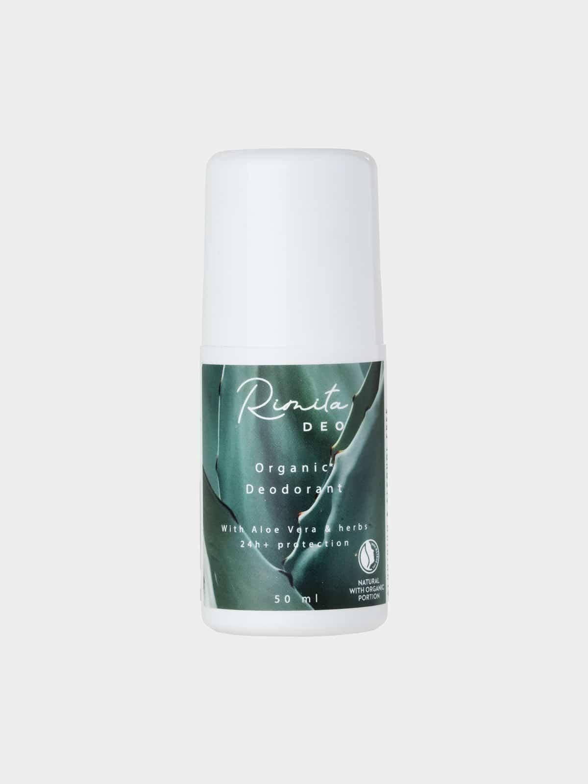 rimitadeo aluminium free deodorant