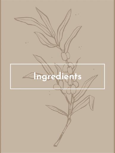 ingredients mobile