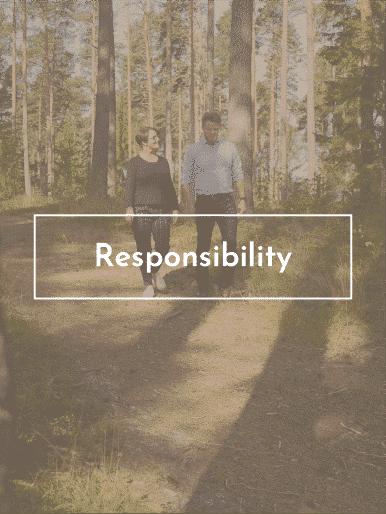 responsibility mobile